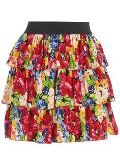 Tiered Skirt $70
