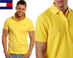 There is no brand more synonymous with summer than Tommy Hilfiger. Buy this vibrant yellow Tommy polo t-shirt for the best price in online shopping India.  Tommy makes clothes that fit well, look stylish and keep you ahead of the pack. These Tommy Hilfiger polos have been shaped in a way that promotes your best features.Brand: Tommy Hilfiger Type: Polo T-Shirt Material: Cotton Fit: Slim Fit