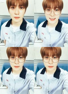 JAEHYUN'S SELCAS WITH SPECS ARE REALLY WORTH A VALUE