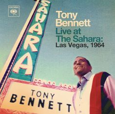 Amazon.com: Tony Bennett: Live at the Sahara: Las Vegas 1964: Music