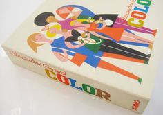 print & pattern: BOOK - Color by alexander girard