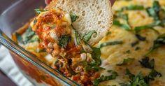 Cheesy Lasagna Dip