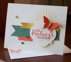 KINDA ECLECTIC CARD: