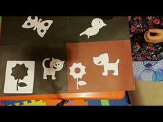 Prin motricitate fină înțelegem toate mișcările pe care cei mici le realizează coordonând mâinile, degețelele, ochișorii, pe scurt coordonare mână - ochi. Marker, Crafts For Kids, Youtube, Crafts For Children, Kids Arts And Crafts, Markers, Youtubers, Kid Crafts, Youtube Movies