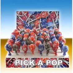 Pick A Pop Game!
