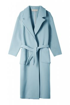 Cecilia, manteau aqua | gerard darel