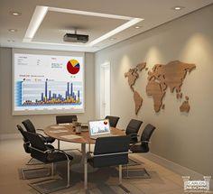 Stylish Office Furniture Design Ideas 33 #Modernos