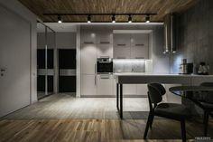 Eleganta stilului contemporan intr-un apartament de 64 mp- Inspiratie in amenajarea casei - www.povesteacasei.ro