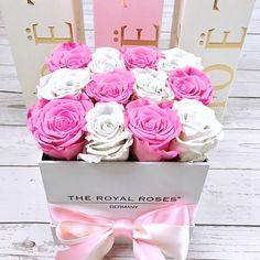 Life isnt perfect but your rosebox can make it feel better  #theroyalrosesgermany #rosebox #infinity #beautiful