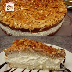German Cake recipes: Bee Sting Cake