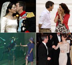 Princess Mary and Prince Frederik of Denmark's 10th wedding anniversary