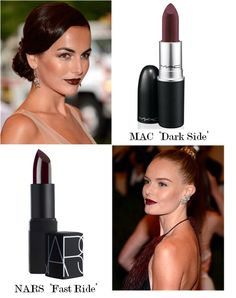 Met Ball: Bordeaux Stained Lips Trend!
