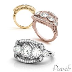 Colorful Love  http://paveb.com/the-thora-ring-4215.html#970=127