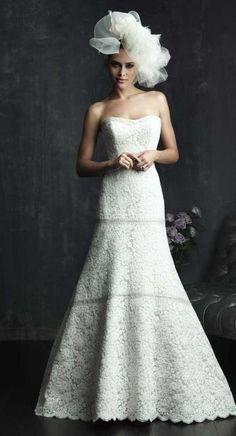 Allure Bridals Couture Dress C268   Terry Costa Dallas