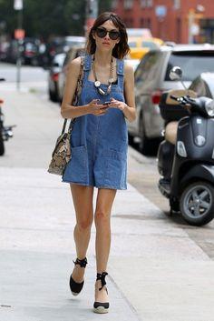 Alexa Chung #style #icon