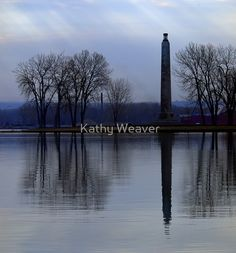 Perry Monument by Kathy Weaver Monument to Colonel Oliver Hazard Perry at Presque Isle State Park in Erie, PA