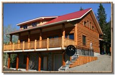 York Creek B & B located in Crowsnest Pass, Alberta, Canada