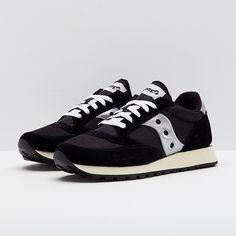 best sneakers 1f064 cb892 Saucony Originals Jazz Original Vintage - Saucony Sportschoenen - Saucony  Hardloopschoenen - Saucony Trainers - Zwart
