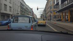 Trabisafari, Trabi Berlin, DDR Kindheit, als Kind fuhr ich auch Trabi, Trabant fahren in Berlin