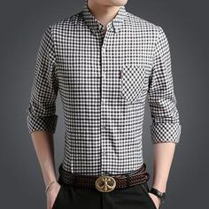 Freely Mens Bussiness Solid Colored Gentleman Casual Silm Fit Button Down Western Shirt