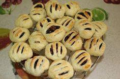 El mundo culinario de Cris: dulces - pastelitos Eccles