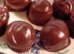 My sister, Susan, showed me how to make these back in the sixties and I used to make them at Christmas time as gifts. They are a lot of fun to do because you can make one batch, separate it into different portions and color and flavor each portion as you wish. Then when you are all done... dip them into melted chocolate and Wow! Folks will think you are an excellent candy maker!!