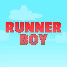 #NEW #iOS #APP Runner Bоy - Artem Muzzhavlev