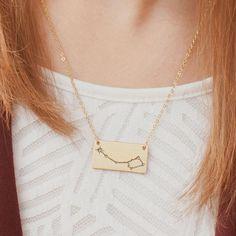 Everlasting Light - Little Dipper Necklace