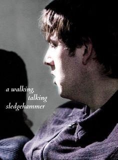 A Walking, Talking Sledgehammer ~Divergent~ ~Insurgent~ ~Allegiant~