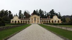 Villa Barbaro by Andrea Palladio UNESCO World Heritage Maser (TV) Italy