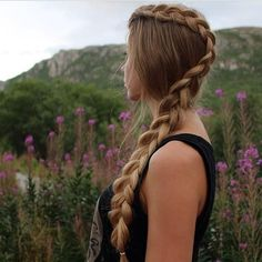 15 Cool Dutch Braids for Girls