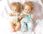 Tearie Dearie Ideal Twin Doll Set 1964, Vintage Doll Set, Twin Doll Set, Ideal Twin Dolls, Vintage Dolls, :)s*
