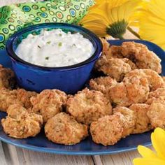 Crispy Oven-Fried Oysters Recipe-oysters were delish! Haven't tried the mayo . . .