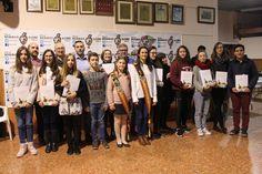 La Falla Bernat Aliño de Sueca lliura els premis de la 3ª edició del concurs de microrelats