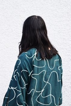 kimono di ARP foresta di millieandlou su Etsy