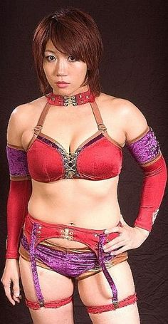 Kana Japanese Woman Wrestling Picture Gallery Female Fighter DVDs