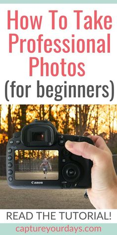 If you're a photography beginner, read this photography lesson right now. Did you just get your DSLR and want to know what to do next? Want to understand your DSLR settings? Learn how to shoot in manual mode? These digital photography tips will get to sta Dslr Photography Tips, Photography Tips For Beginners, Photography Lessons, Photography Tutorials, Digital Photography, Amazing Photography, Children Photography, Food Photography, Beach Photography