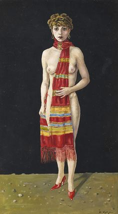 Rudolf Schlichter (German, 1890 - 1955) - Speedy, 1938watercolour and gouache on paper