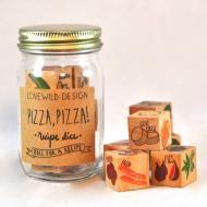 Lovewild Design - Pizza Dice