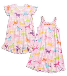 From CWDkids: Happy Horses Gown
