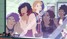 Five queer af comics starring Black and Brown women – AFROPUNK