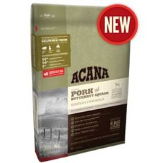 Acana Pork  Butternut Squash Dry Dog Food 132lb -- Click on the image for additional details.