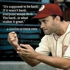Inspirational Quotes Just For YOU! - Movie - Ideas of trending and latest movie - - Inspirational Quotes Just For YOU! Life Quotes Love, Great Quotes, Quotes To Live By, Inspirational Quotes, Sandlot Quotes, Leadership, John Maxwell, Sport Quotes, Motivational Softball Quotes