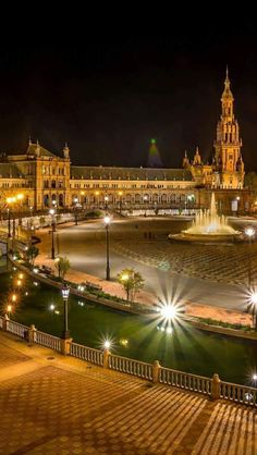 Plaza España. Sevilla. España