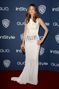 Michelle Monaghan - 2014 InStyle and Warner Bros. Golden Globe Awards Post-Party (Jan. 12)