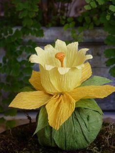 Znalezione obrazy dla zapytania paper flower art