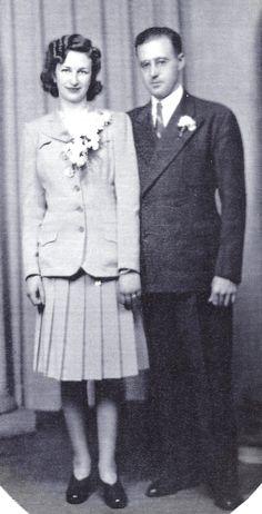 Walter and Agnes (Anderson) Szepanski ~ Ancestry.com