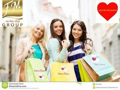 FM Group.All Smile with shopping with us)