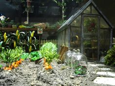 Wallace and Gromit garden set 3 | Flickr - Photo Sharing!