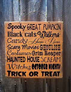 Halloween Decorations Signs Halloween Decor Haunted House Decor Haunting Decoration Enter